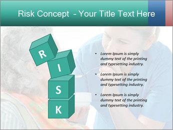 Senior woman PowerPoint Template - Slide 81