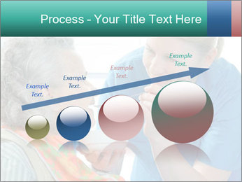 Senior woman PowerPoint Template - Slide 87