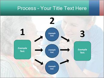 Senior woman PowerPoint Template - Slide 92