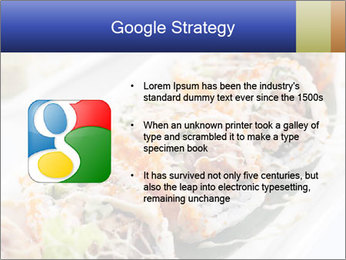 Delicious spider roll PowerPoint Template - Slide 10