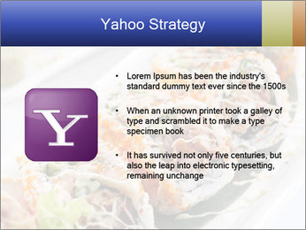 Delicious spider roll PowerPoint Template - Slide 11