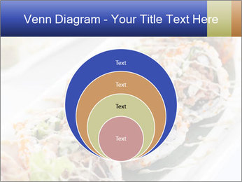 Delicious spider roll PowerPoint Template - Slide 34