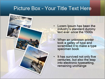 Greece vacation PowerPoint Template - Slide 17