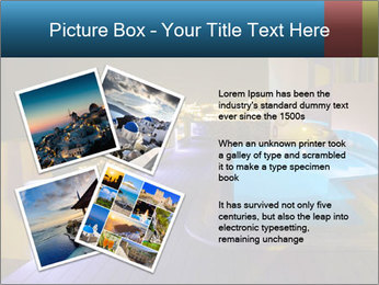 Greece vacation PowerPoint Template - Slide 23