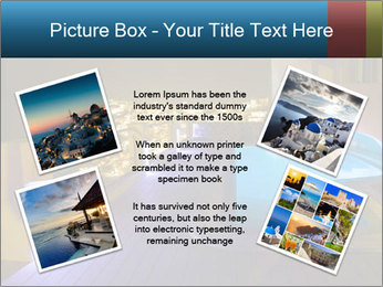 Greece vacation PowerPoint Template - Slide 24