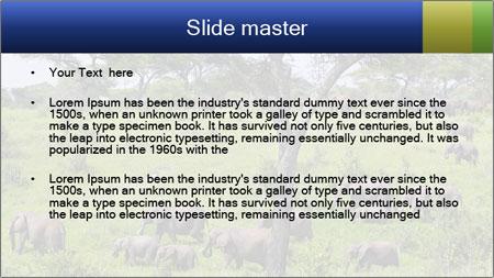 National Park PowerPoint Template - Slide 2