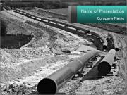 Pipeline PowerPoint Template