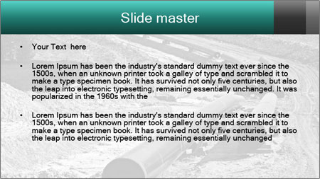 Pipeline PowerPoint Template - Slide 2