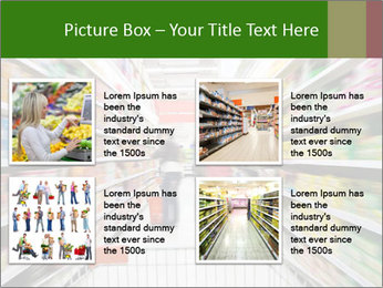 Shopping PowerPoint Template - Slide 14