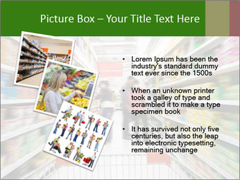 Shopping PowerPoint Template - Slide 17