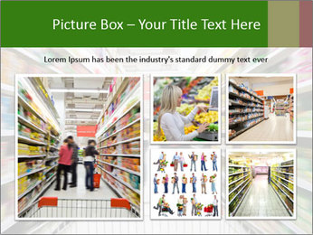 Shopping PowerPoint Template - Slide 19