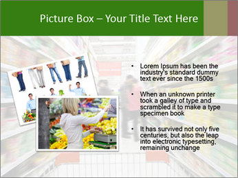 Shopping PowerPoint Template - Slide 20