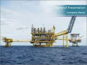 Oil and gas PowerPoint Templates