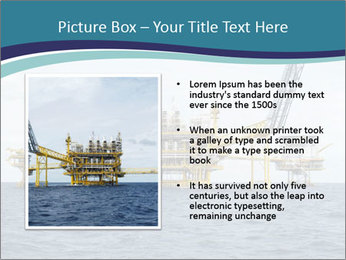 Oil and gas PowerPoint Template - Slide 13