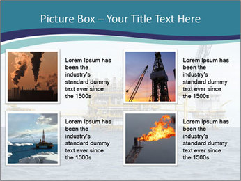 Oil and gas PowerPoint Template - Slide 14