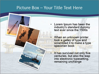 Oil and gas PowerPoint Template - Slide 17