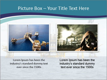 Oil and gas PowerPoint Template - Slide 18