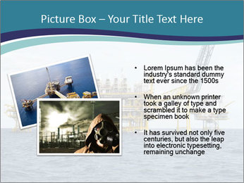 Oil and gas PowerPoint Template - Slide 20