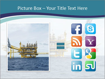 Oil and gas PowerPoint Template - Slide 21