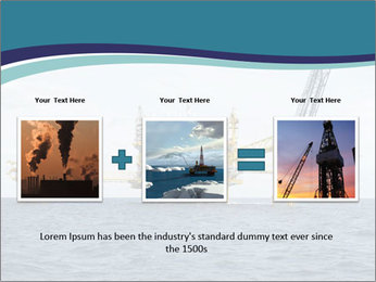 Oil and gas PowerPoint Template - Slide 22