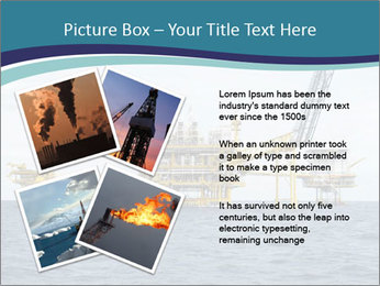 Oil and gas PowerPoint Template - Slide 23