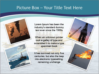 Oil and gas PowerPoint Template - Slide 24