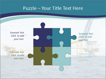 Oil and gas PowerPoint Template - Slide 43