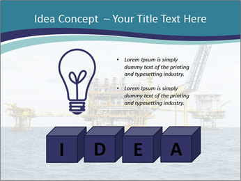 Oil and gas PowerPoint Template - Slide 80