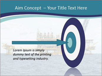 Oil and gas PowerPoint Template - Slide 83