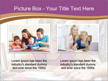Young father PowerPoint Template - Slide 18