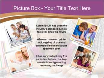 Young father PowerPoint Template - Slide 24