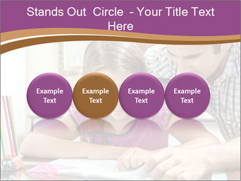 Young father PowerPoint Template - Slide 76