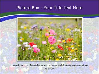 Butchart garden PowerPoint Template - Slide 15