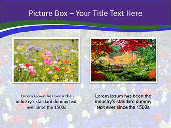 Butchart garden PowerPoint Templates - Slide 18