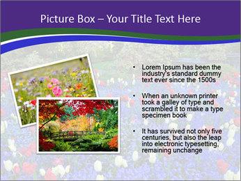 Butchart garden PowerPoint Template - Slide 20