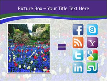 Butchart garden PowerPoint Templates - Slide 21