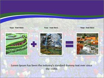 Butchart garden PowerPoint Template - Slide 22