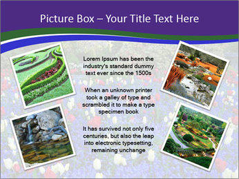 Butchart garden PowerPoint Templates - Slide 24