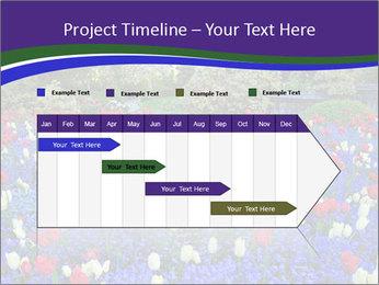 Butchart garden PowerPoint Template - Slide 25