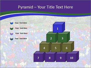 Butchart garden PowerPoint Template - Slide 31