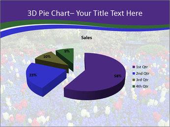 Butchart garden PowerPoint Template - Slide 35