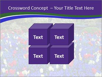 Butchart garden PowerPoint Template - Slide 39