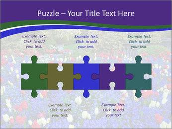 Butchart garden PowerPoint Template - Slide 41