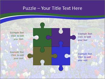 Butchart garden PowerPoint Template - Slide 43