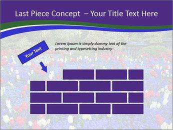 Butchart garden PowerPoint Template - Slide 46