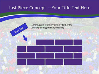 Butchart garden PowerPoint Templates - Slide 46