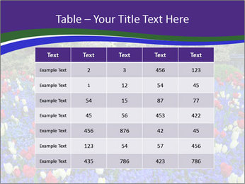 Butchart garden PowerPoint Templates - Slide 55