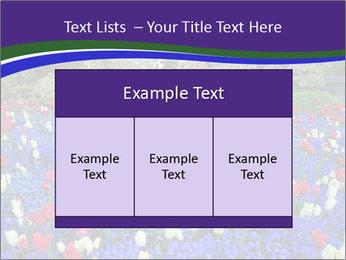 Butchart garden PowerPoint Template - Slide 59