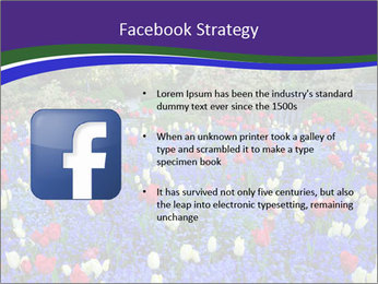 Butchart garden PowerPoint Templates - Slide 6