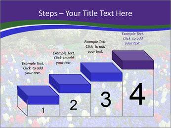 Butchart garden PowerPoint Template - Slide 64